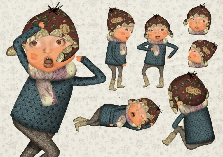 Rory_Character Design